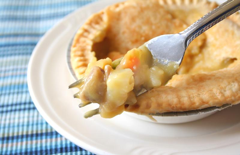 Gluten Free Easy Chicken Pot Pie The Gluten Free Cooking Expos Blog